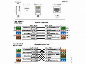 Utp Wiring Diagram