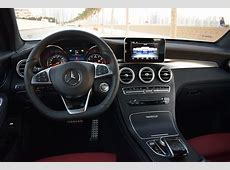 Mercedes Benz GLC 250 Coupe 2017 Review UAE YallaMotor