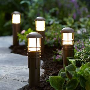 Better, Homes, U0026, Gardens, Prentiss, Outdoor, Quickfit, Led, Pathway, Light