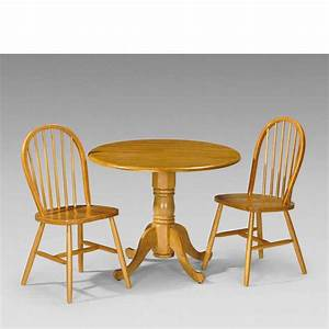 Small Drop Leaf Dining Table And Chairs - Small