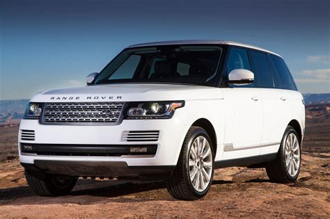 Review Land Rover Range Rover by 2013 Land Rover Range Rover Reviews And Rating Motor Trend