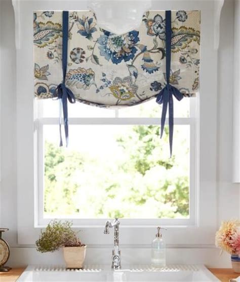 Jacobean Style Floral Curtains by 25 Best Ideas About Tie Up Curtains On No Sew