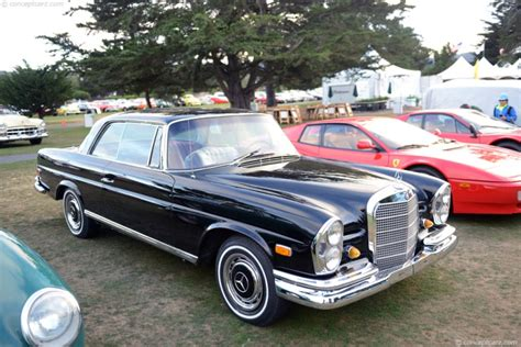 1968 Mercedes-benz 280 Series Image. Chassis Number