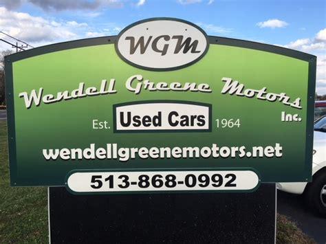 wendell greene motors  hamilton  read consumer