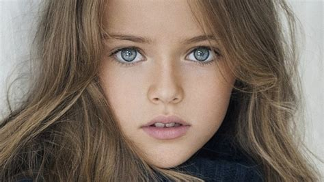 9 Year Old Supermodel Accused Of Being Too Sexy For Her