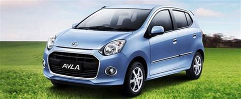 Daihatsu Ayla Picture by Toyota Agya Price Reviews Specs Images Oto