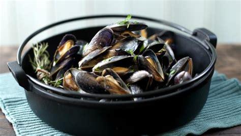 moules cuisine food moules marinière recipes
