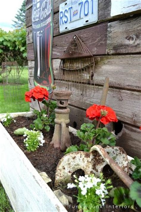 Best Images About Primitive Flower Planters