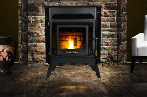 jb stove jamestown pellet stoves