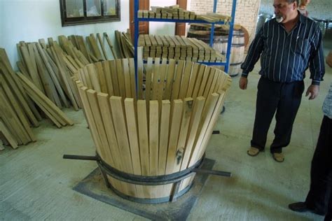 how to make barrel this is how wooden barrels are produced ntd tv