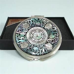 miroir loupe de poche symbole yin yang style arabesque ebay With miroir loupe