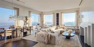 Peek inside 432 Park Avenue's $40M, 92nd-floor penthouse ...