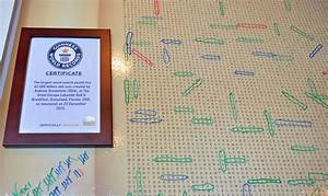 World's Largest Word Search Was At The Great Escape Lakeside