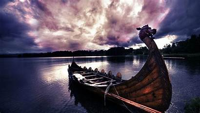 Longship Viking