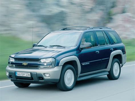 Chevrolet Trailblazer Photo by Car In Pictures Car Photo Gallery 187 Chevrolet
