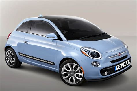 The New Fiat 500 by New Fiat 500 Due Before 2019 With 48 Volt Hybrid Tech
