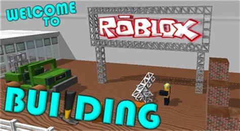 Communityrobloxwelcome To Roblox Building  Roblox Wikia