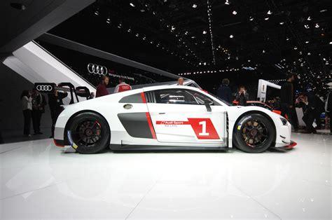 2015 Audi R8 Lms Review