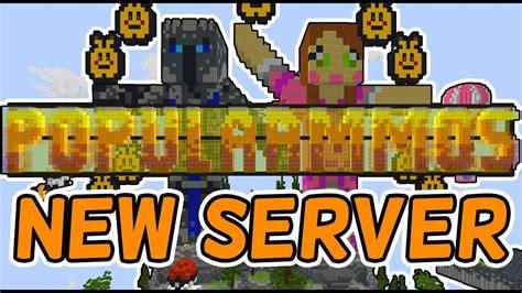 popularmmos  minecraft server popularmmos world youtube