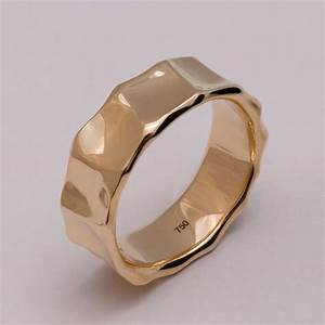 butter no1 14k gold wedding band 14k gold ring unisex With unisex wedding rings