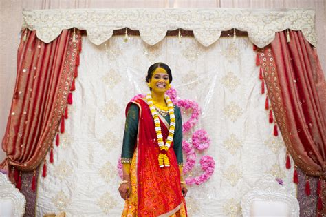 Atlanta Indian Wedding At Baps Mandir By The Studio B