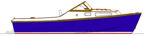 Speedboat Io by 23 Wooden Shoe An I O Powered Sport Cruiser You Can Build