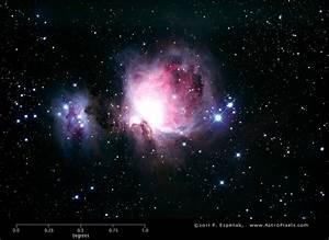 Messier 42 - M42 - Orion Nebula