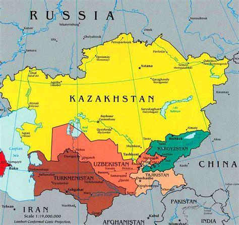 central asian integration  real