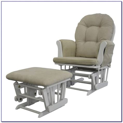 glider rocking chair with ottoman chairs home