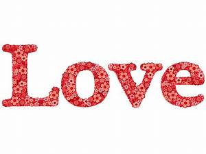 Love Word   Free images for your desktop   Images for ...