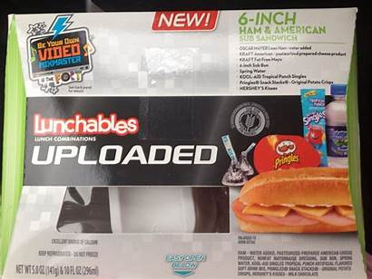 Lunchables Uploaded Basket Market Unadvertised Wow Deal