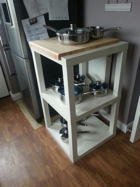 ikea kitchen table hack 25 best ikea lack hack trending ideas on pinterest