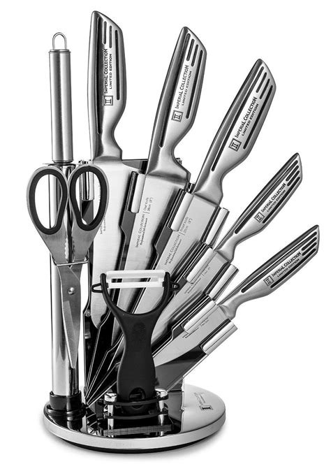 Imperial Kitchen Knives by Imperial Collection Premium Stainless Steel