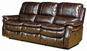 Reclining sofa loveseat and chair sets seth genuine for Leather sectional sofa with electric recliners