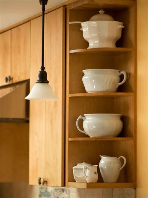 kitchen cabinet side shelves our favorite small kitchens that live large nature 5765