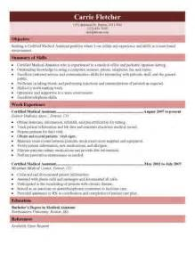 Certified Clinical Assistant Resume by 16 Free Assistant Resume Templates