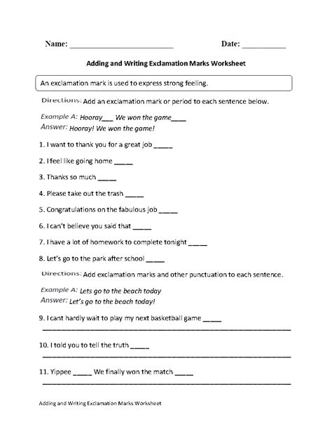quotation marks worksheets 4th grade worksheets for all