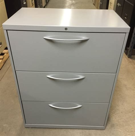 Hon 4 Drawer File Cabinet Used by 3 Drawer Hon 30 Quot Wide Silver Lateral Files Used