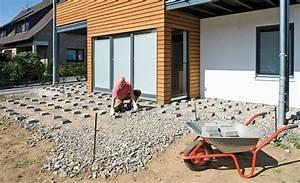 Fundament Für Terrasse : bangkirai terrassendielen holzterrasse ~ Yasmunasinghe.com Haus und Dekorationen