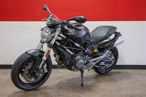Used 2012 Ducati Monster 696 Motorcycles In Brea, Ca