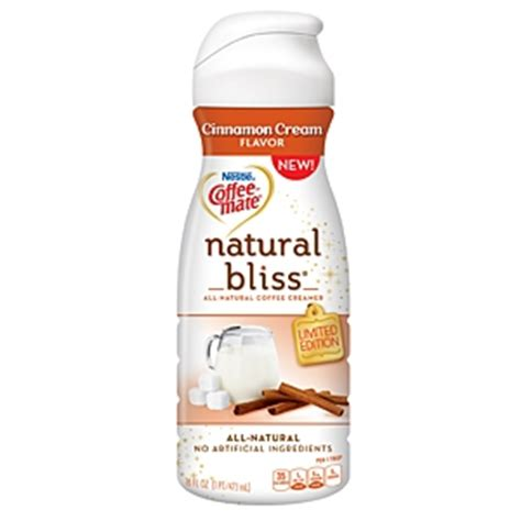 Cinnamon Cream Flavored Coffee Creamer   2013 11 18   Refrigerated Frozen Food
