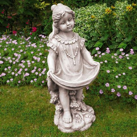 girl garden statue resin garden ornaments