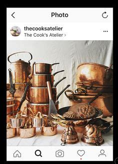 pin  vintage french copper  vintage french copper cooking classes  kids cooking light