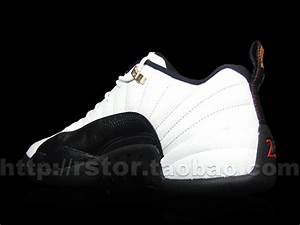 Air Jordan XII Low – White – Black – Taxi | Detailed ...