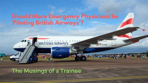 Should More Emergency Physicians Be 'piloting British