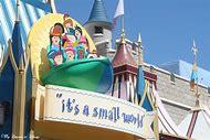 It S a Small World Ride Magic Kingdom