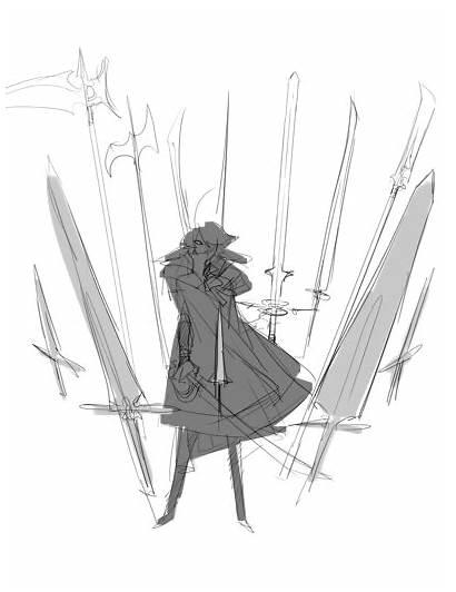 Jac Floating Guild Facts Weapons Animators Esp