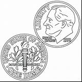 Money Coloring Pages Canadian Getdrawings sketch template