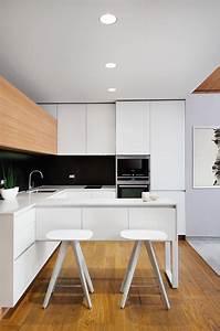 Minimalist Apartment Design With Simple Wooden Interior