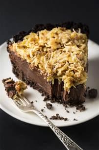 Easy German Chocolate Pie Recipes